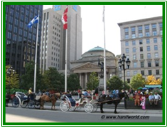 Tour du lịch Canada – MONTREAL.