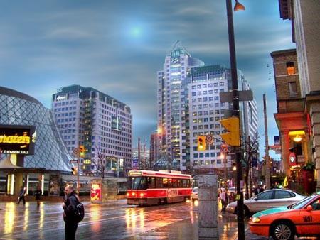 Thanh pho Toronto, Canada