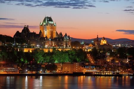 Thanh pho co Québec, Canada